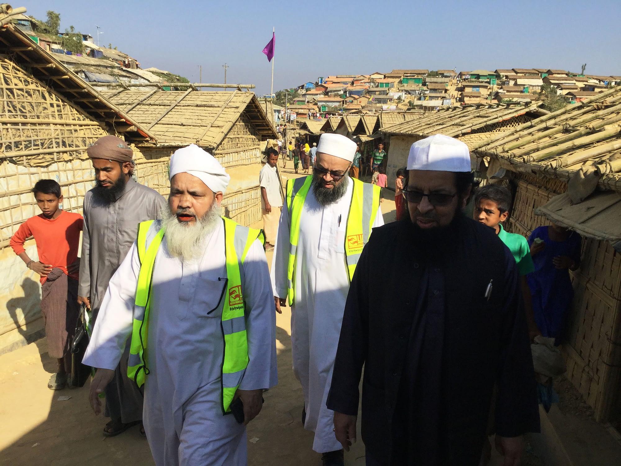 [:en]Shahbag Jamia's Rohingya Projects[:]